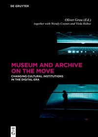 Buchcover von Museum and Archive on the Move