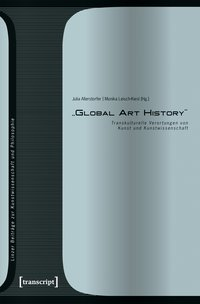 "Buchcover von ""Global Art History"""