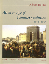 Buchcover von Art in an Age of Counterrevolution 1815-1848